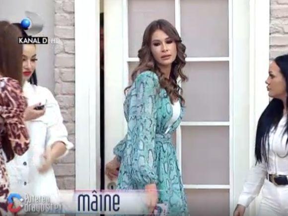 """Puterea dragostei 14 mai. Amira și Cristina au sărit la bătaie: """"Te dezmembrez!"""". Cristina Mihaela a intervenit!"""
