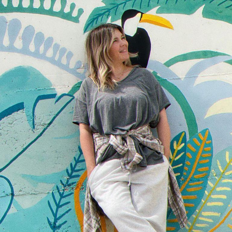 """Gina Pistol, ședință foto în costum de baie la două luni de la naștere! Cum arată proaspăta mămică: """"Să te iubești pe tine este cheia spre fericire"""""""