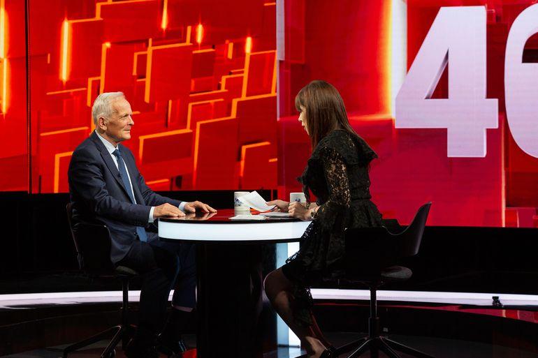 """Theodor Stolojan vine marți, la """"40 de întrebări cu Denise Rifai""""  #Fostul Premier al României, dezvăluiri în premieră despre cariera politică și viața personală a acestuia"""