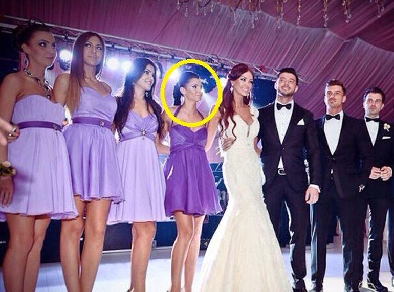 Imagini de senzație cu o concurentă de la Survivor, domnișoară de onoare la nunta Biancăi Drăgușanu! Erau prietene și confidente! Dezvăluiri exclusive