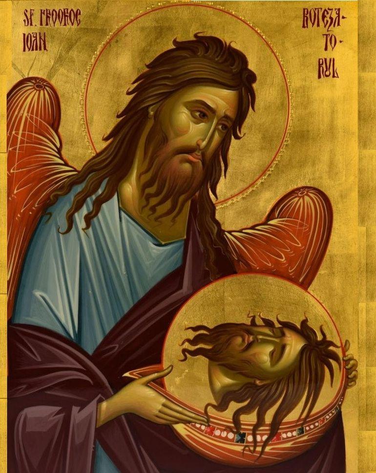 A treia aflare a Capului Sfântului Ioan Botezătorul. Ce nu ai voie să faci pe 25 mai 2021