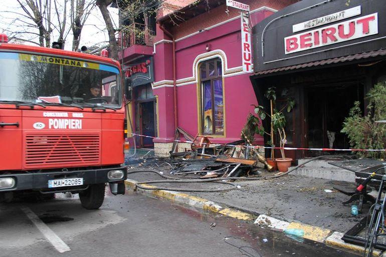 A murit patronul restaurantului Beirut, care a ars din temelii în 2014! George Karam s-a stins din viață în închisoare