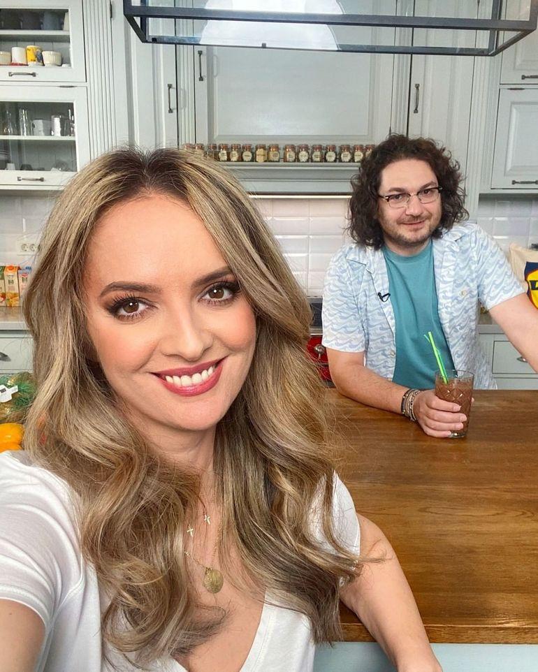 Chef Florin Dumitrescu o să fie tătic pentru a treia oară?! Ce a răspuns soția juratului: