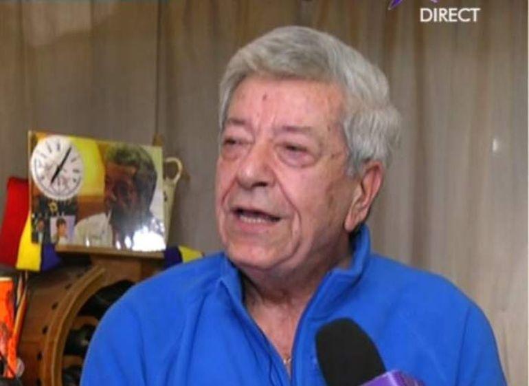 Ultimele imagini cu Ion Dichiseanu în viață. Actorul a murit astăzi