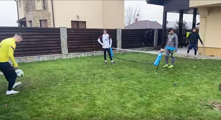 """Cum arată vila lui Sebastian Chitoșcă din Piatra Neamț! """"Cu atât am rămas după fotbal""""! Motivul pentru care Faimosul s-a mutat cu chirie! Dezvăluiri exclusive"""