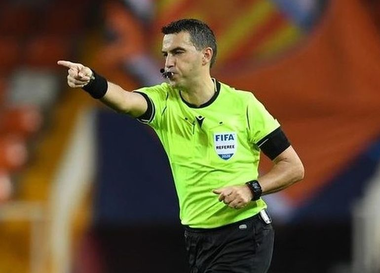 EURO 2020. România va avea două brigăzi de arbitri la Campionatul European de Fotbal 2020