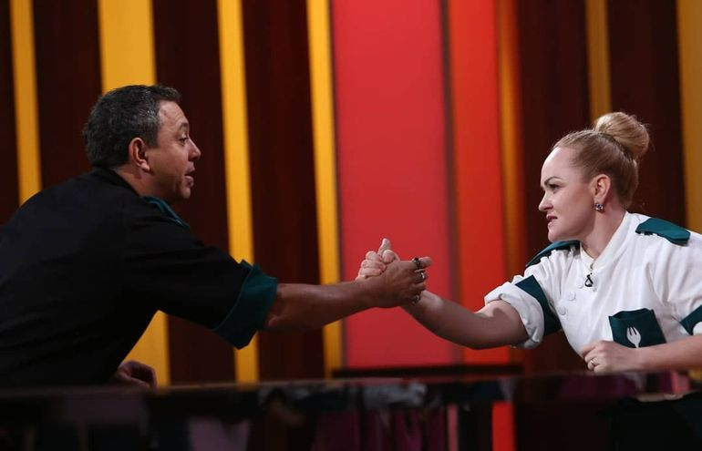 Cum arată soțul Victorinei Matveev de la Chefi la cuțite 2021, concurenta din echipa verde a lui chef Sorin Bontea FOTO