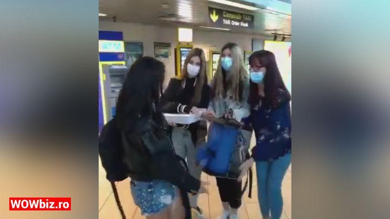VIDEO/ Adelina Damian de la Survivor România a ajuns în țară! Primele imagini cu Războinica alături de cei dragi