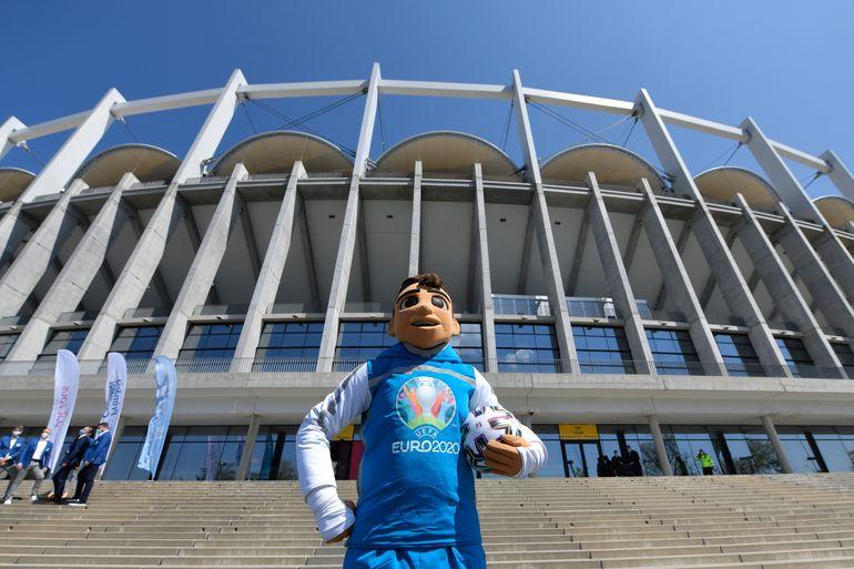 UEFA EURO 2020. Câți spectatori vor fi prezenți la meciurile găzduite de Arena Națională din București