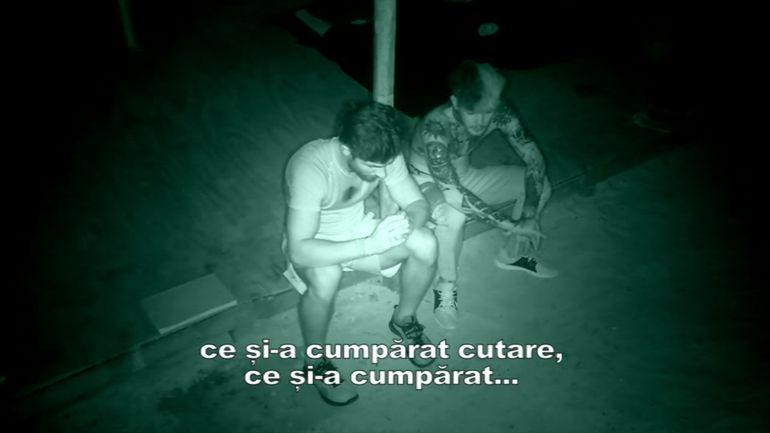 """Zanni se destăinuie la Survivor România și vorbește despre chinurile suferite în copilărie. """"Oamenii vor lovi unde doare mai tare!"""""""