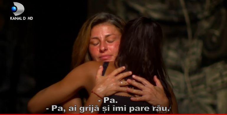 """Raluca Dumitru este eliminată de la Survivor România, după ce a fost nominalizată de Elena Marin. """"Este o experiență de neuitat!"""""""