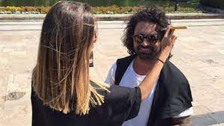 Pepe se afișează peste tot alături de noua lui iubită, Yasmine Ody. Artistul le-a prezentat-o fanilor pe Instagram