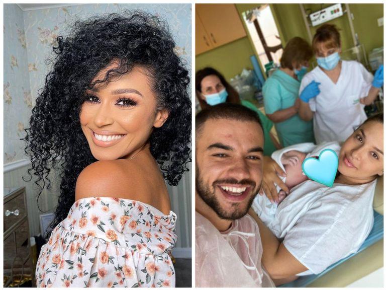 """Majda, mesaj emoționant după ce Culiță Sterp și Daniela Iliescu au devenit părinți: """"Acum sunt 3..."""""""