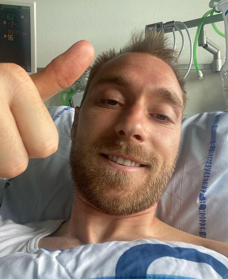 Lui Christian Eriksen i s-a instalat un defibrilator. Viitorul lui în fotbal, compromis?