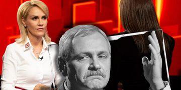 """Gabriela Firea, la """"40 de întrebări cu Denise Rifai"""": """"V-a amenințat Liviu Dragnea cu moartea?"""""""