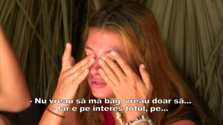"""Maria Chițu sare în apărarea Elenei Marin și îl înfruntă pe Ștefan Ciuculescu. """"Ești bădăran, știi că o să ieși afară!"""""""