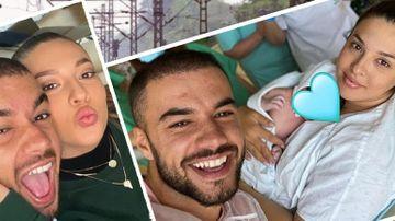 """Au devenit părinți de curând, dar își mai doresc copii! Culiță Sterp și Daniela Iliescu, dezvăluiri emoționante: """"Măcar încă unul sau doi"""""""
