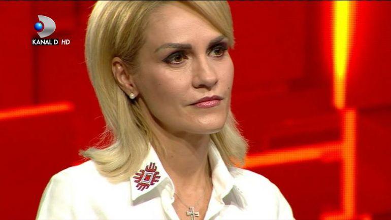 Gabriela Firea, acuzații grave la adresa lui Liviu Dragnea  în emisiunea lui Denise Rifai!