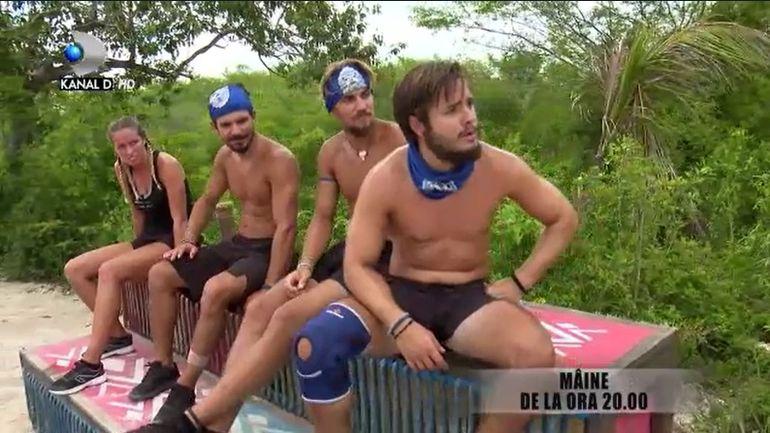 """Survivor România, 24 iunie. Scandal între Sebastian Chitoșcă și Albert Oprea: """"Ce vorbești tu așa urât cu mine?"""""""