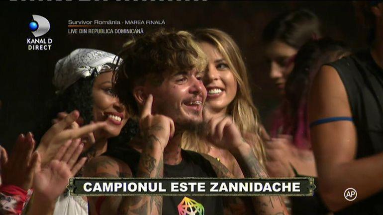 """Alex Velea, prima reacție după ce Zanni a câștigat Survivor România 2021. """"E începutul unei cariere de succes!"""" EXCLUSIV"""