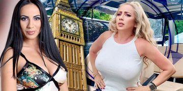 Rocsana Marcu a plecat la Londra să lucreze, dar românii au demascat-o