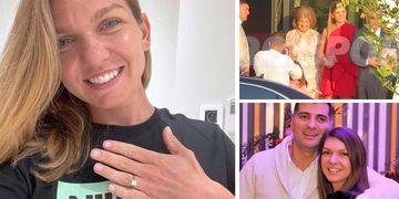 Simona Halep s-a căsătorit cu Toni Iuruc în mare secret! Primele imagini