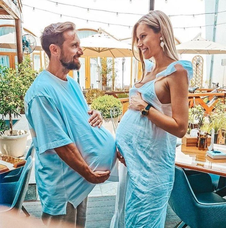 """Gabriela Prisăcariu, veste neașteptată: """"Am crezut că nasc!"""". Ce a pățit soția lui Dani Oțil"""