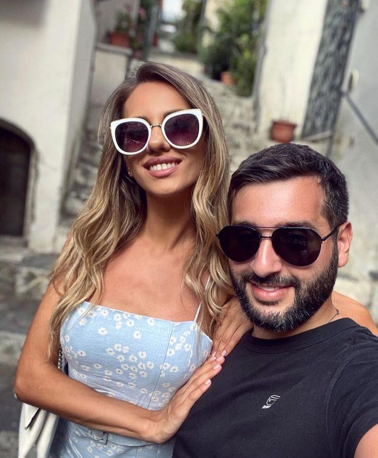 Enzo, declarație de dragoste pentru Antonia, fosta soție a lui Andrei Ștefănescu: