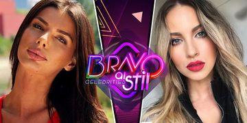 "Ioana Filimon și Otniela, concurente la ""Bravo, ai stil! Celebrities"""