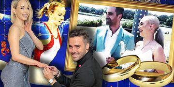 Sandra Izbașa și Răzvan Bănică s-au căsătorit. Cum au arătat proaspeții miri în cea mai importantă zi din viața lor?