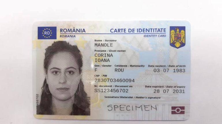 Cum arată  și cât costă noul buletin electronic românesc