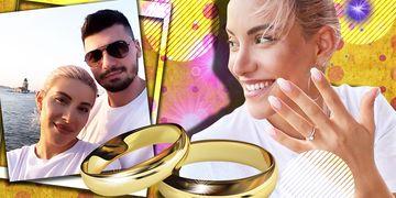 Nicoleta Nucă a spus DA! Cunoscuta cântăreață a fost cerută în căsătorie