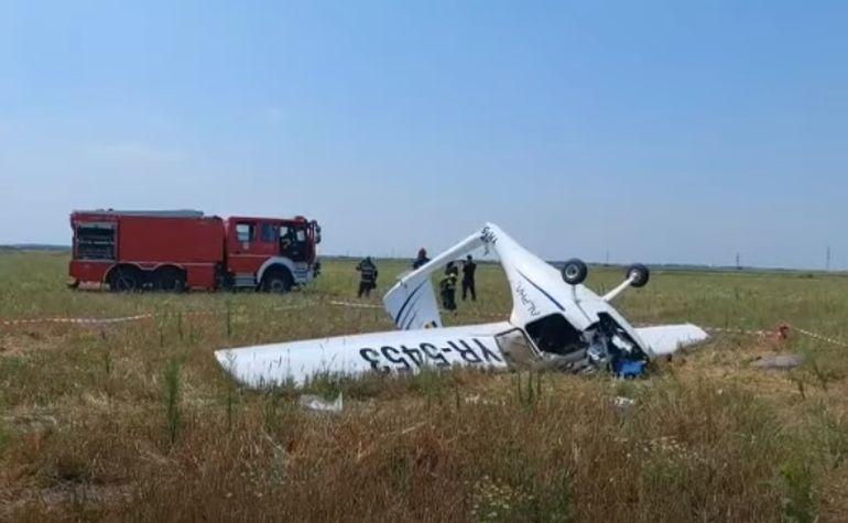 Cine este Nicolae Cincă, pilotul avionului căzut la Chitilă. A mai avut un accident aviatic și în 2014. În ce stare se află