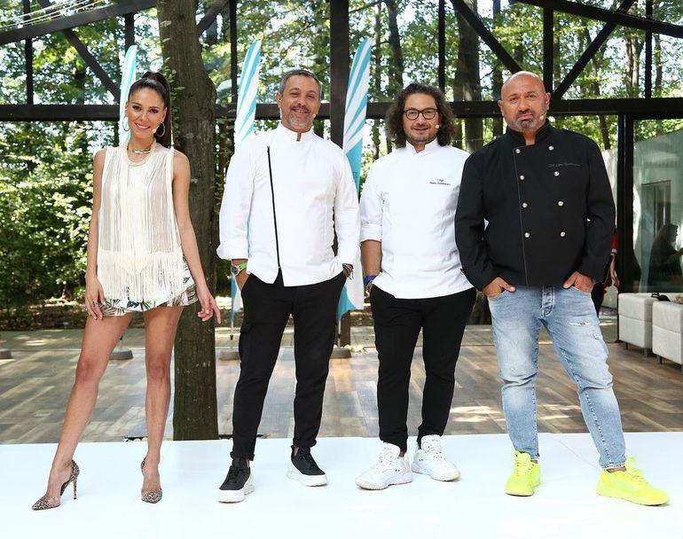 """Care sunt regulile emisiunii """"Chefi fara limite"""", care îi are drept protagoniști pe Cătălin Scărlătescu, Sorin Bontea și Florin Dumitrescu"""