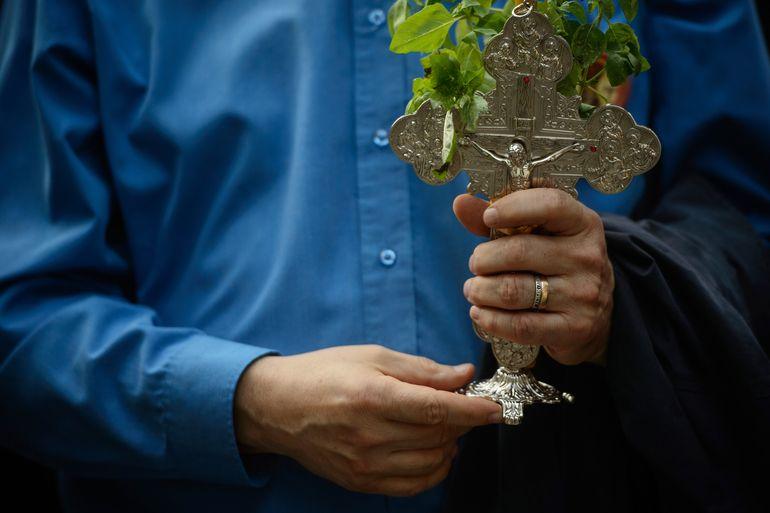 Calendar Creștin Ortodox marți, 14 septembrie 2021. Este sărbătoare cu cruce roșie astăzi. Creștinii sărbătoresc Înălțarea Sfintei Cruci