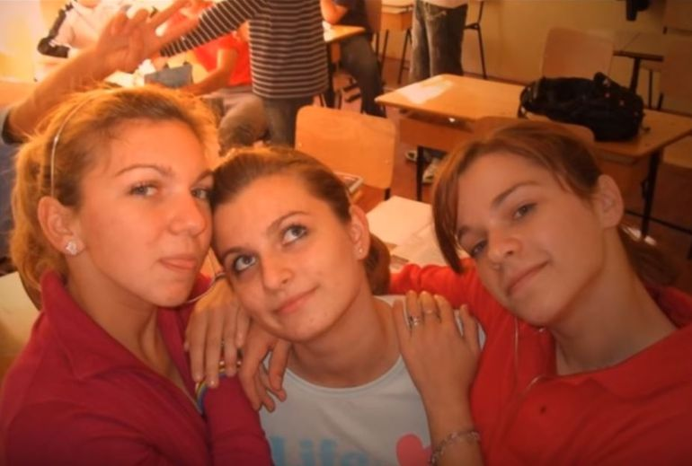 Cine a fost colega de bancă a Simonei Halep, în liceu? E dublă campioană europeană și era vedeta școlii! Ce face Anamaria astăzi? Dezvăluiri exclusive