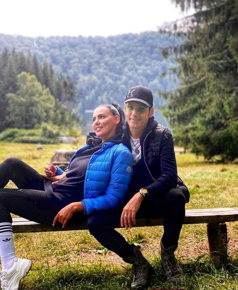 Lavinia Pîrva rupe tăcerea. Ce spune vedeta despre zvonurile divorțului de Ștefan Bănică Jr?