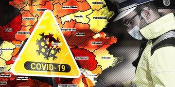 Revine carantina de weekend! Șapte localități din Ilfov sunt deja pe lista roșie. Rata de infectare a depășit 6 la mia de locuitori
