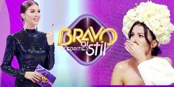 """Procentaj ca-n marile finale pentru una dintre concurentele de la """"Bravo, ai stil! Celebrities"""". Ilinca Vandici a făcut anunțul: """"Este copleșitor"""""""