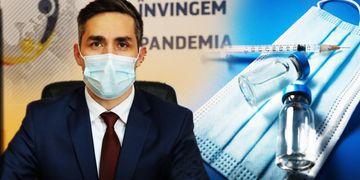 Valeriu Gheorghiță, primele declarații despre efectele adverse ale vaccinului