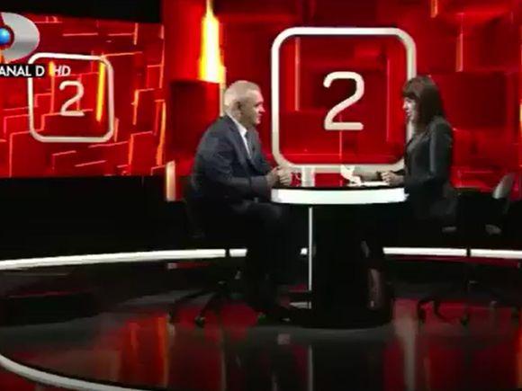 """Liviu Dragnea, invitat la """"40 de întrebări cu Denise Rifai"""", la Kanal D! """"Ați dat ordin să fie bătuți românii pe 10 august?"""", a fost întrebat fostul lider PSD"""