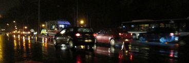Alerta! Haos in traficul din Bucuresti! In ultima ora au avut loc doua accidente urmate de interventia SMURD