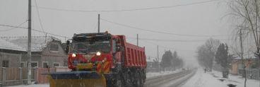 SOC! Joi vor fi minus 20 de grade in Bucuresti!