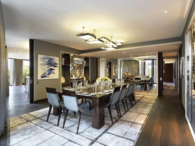 Uite cum arata luxul in adevaratul sens al cuvantului! Asta e apartamentul care i-a innebunit pe englezi! Costa 27 de milioane de lire si are 4.200 de metri patrati! Vezi cum arata!