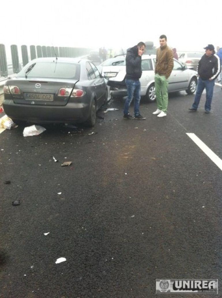 Imagini teribile de la accidentul in care a fost implicata Paula Seling! Afla ce a patit cantareata