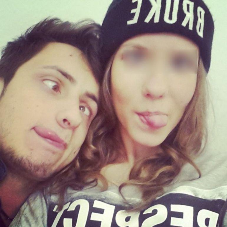 FOTO! Fratele Aurei Ion este foarte fericit in dragoste! Antonia il adora pe Alexandru si il vrea doar pentru ea!