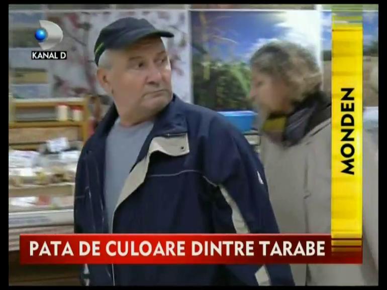 VIDEO Taranii de la tarabe s-au uitat chioras la ea! Alyanna Lu, la cumparaturi prin piata!