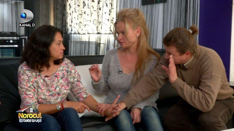 """In aceasta seara, la Kanal D, de la 21,30, cearta intre surori la """"Norocul iti bate la usa""""! """"Doina, eu in locul tau m-as opri aici!"""""""