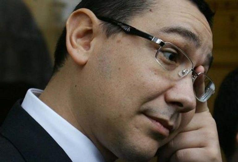 Ponta n-a venit sa vorbeasca la sediul de campanie al PSD! Dragnea a vorbit in locul lui! Vezi ce a avut de zis!