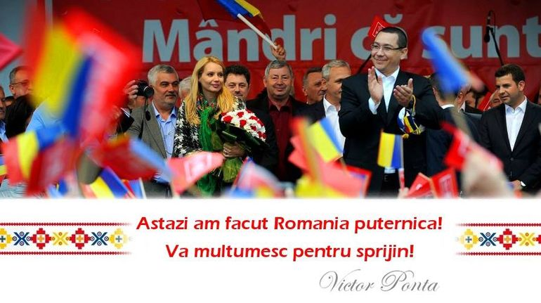 Prima reactie a lui Victor Ponta dupa ce a aflat rezultatele EXIT-POLL!